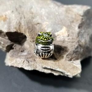Rhinestone Frog