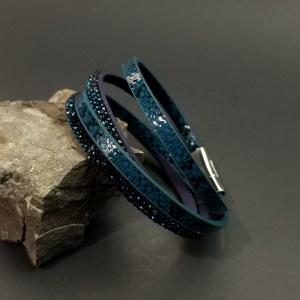 Electric Blue Wrap