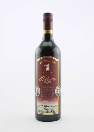 KAY BROTHERS HILLSIDE SHIRAZ 750ML