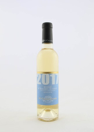 CHAPOUTIER MUSCAT BEAUMES 375ML