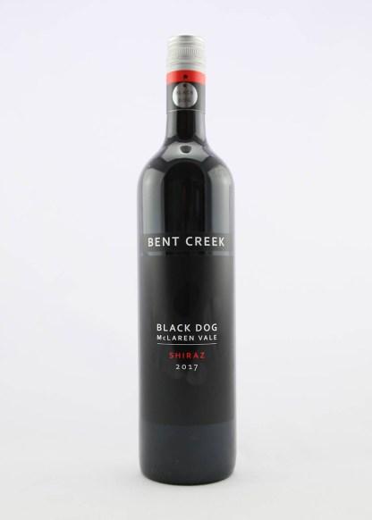 BENT CREEK BLACK DOG SHIRAZ 750ML