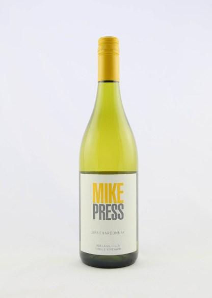 MIKE PRESS CHARDONNAY 750ML
