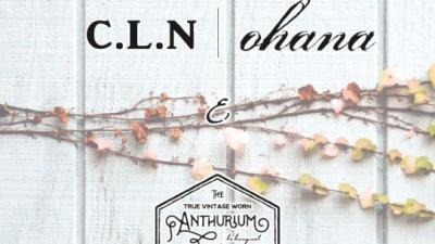 C.L.N / ohana & Anthurium  Exhibition
