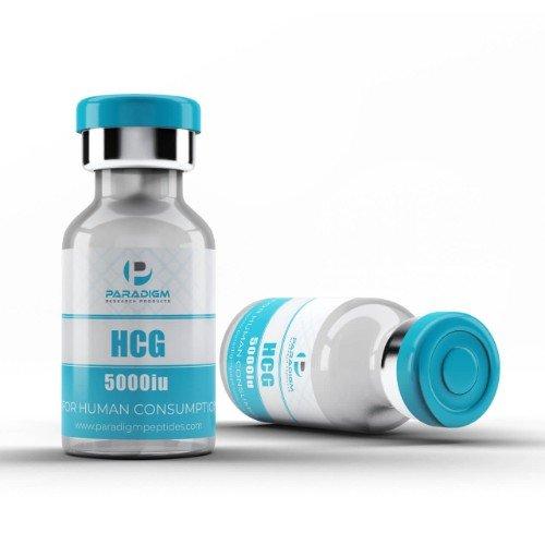 HCG 5000iu (pre-mixed)