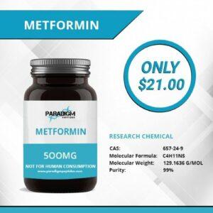 Metformin   500 mg