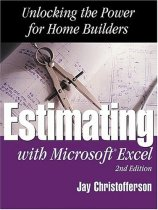 Jay Christofferson's Estimating With Microsoft Excel