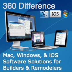 360 Difference Estimating & Project Management Software
