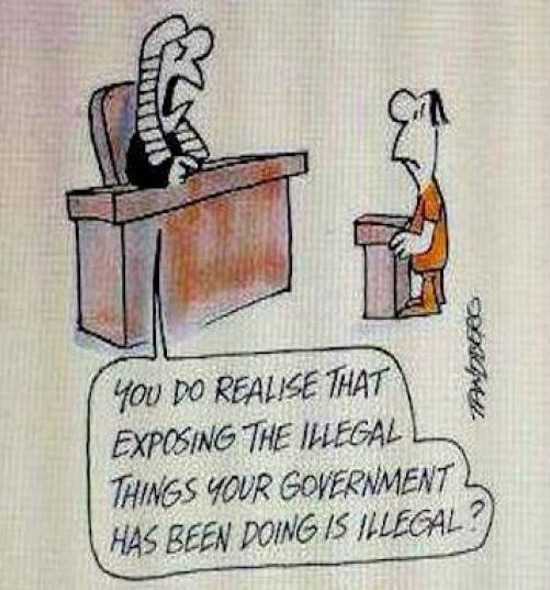illegal things