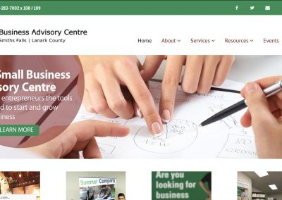 Small Business Advisory Centre