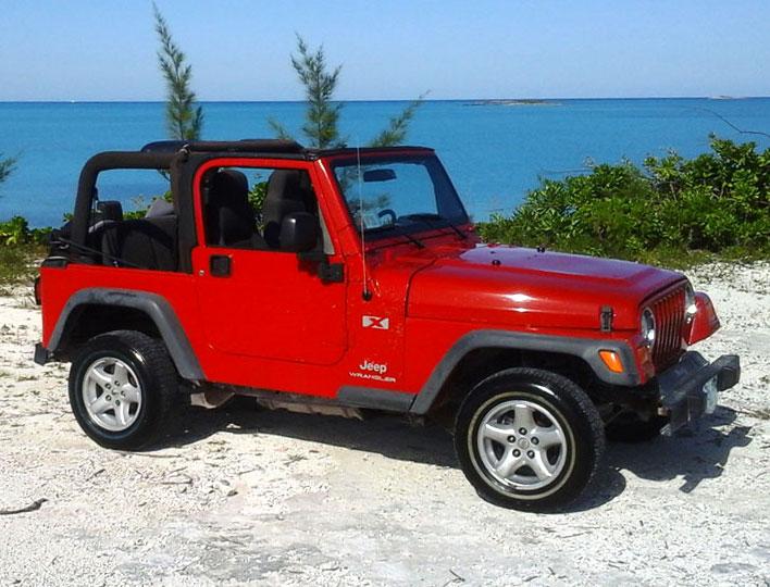car rental company in exuma bahamas