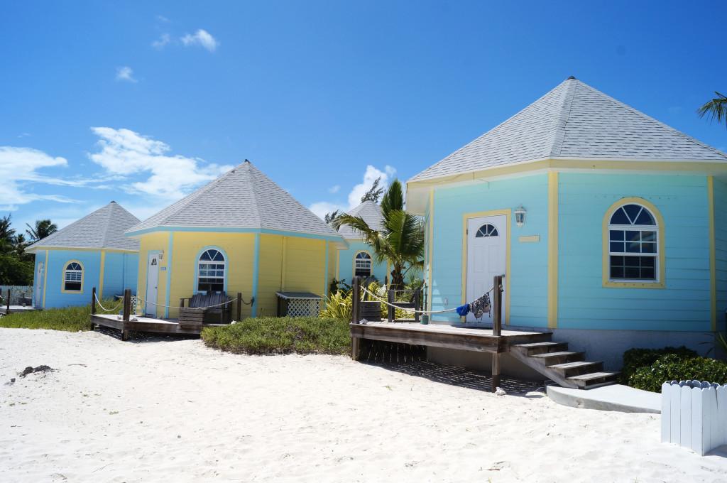 cottage prive en vue ocean front