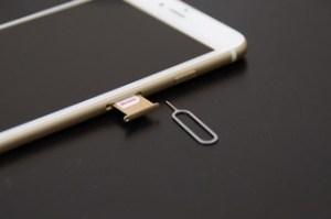 SIMなしiPhoneでメールをする方法