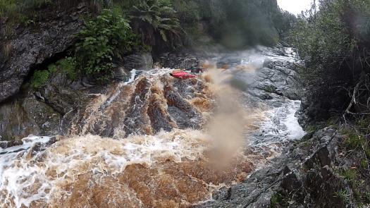 Garden route flooding