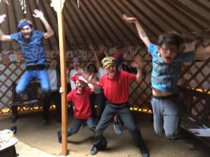 Wild Child Going Tribal Yurt
