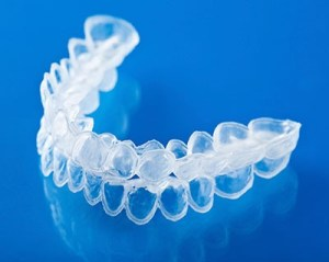 take home whitening tray