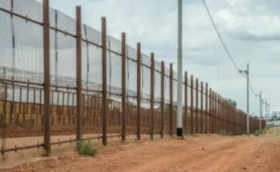 Building the Wall by Robert Schenkkan