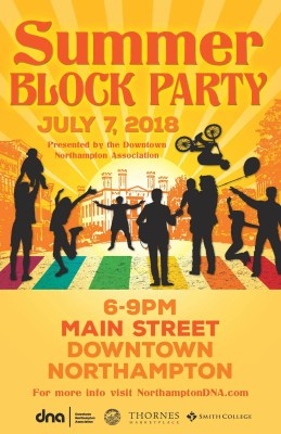 DNA Summer Block Party