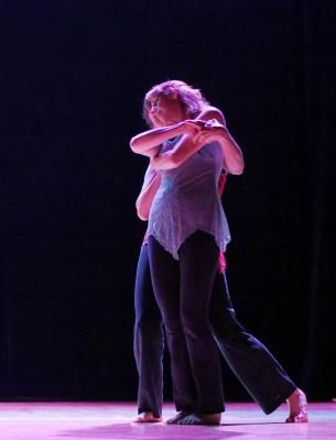 """Long Way Home"" performance by Lisa Leizman Dance Company"