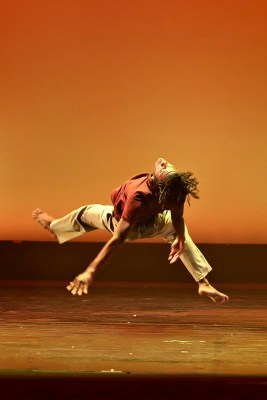 Movement Month Week III: Street Dance and Butoh and New Works