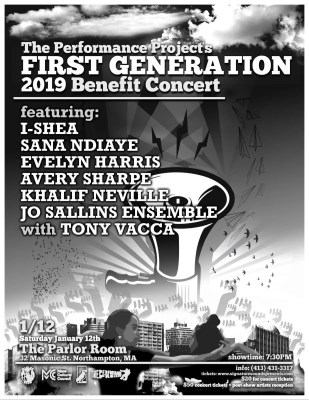 The Performance Project's First Generation 2019 Benefit Concert