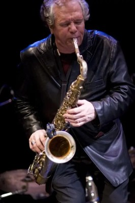 Northampton Jazz Workshop Featuring tenor saxophonist Bennie Wallace and drummer Bill Goodwin