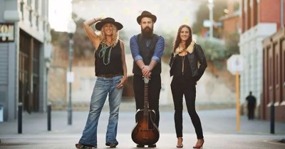 The Waifs at the Iron Horse