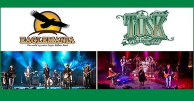 EagleMania Eagles Tribute & Tusk Fleetwood Mac Tribute at Calvin