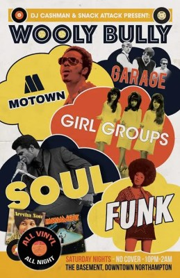 Soul Saturdays featuring Wooly Bully: All Vinyl Dance Party