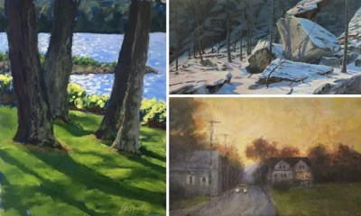 Engaging Nature: Recent work by the Amherst Plein Air Society