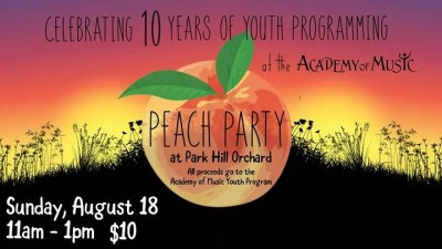 Peach Party: Celebrating 10 Years of Academy Youth Programming