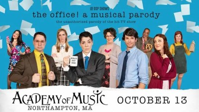 The Office! A Musical Parody at The Academy of Music Theatre
