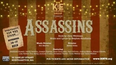 KETG Presents Assassins