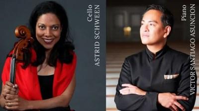 Lyra Music Festival: Astrid Schween & Victor Santiago Asuncion