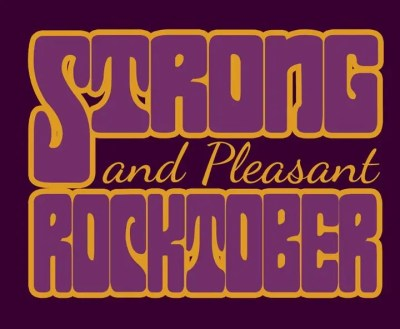Strong and Pleasant Rocktober Music Festival