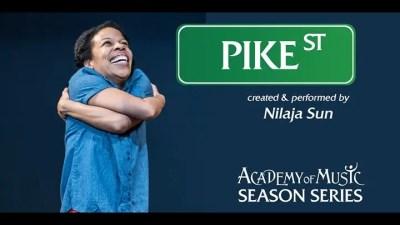 Pike St. by Nilaja Sun