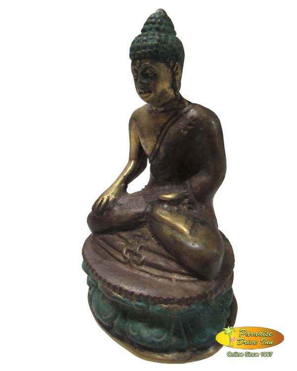 Bali Bronze Statue Sitting Buddha Supplier #xb23191
