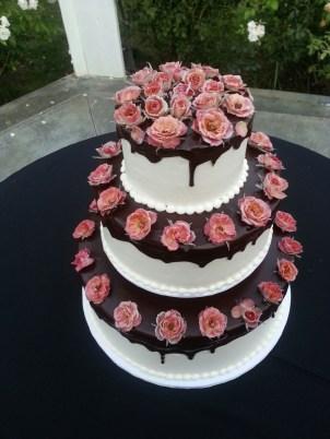 Amazing cake from VG Bakery