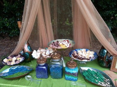 Dessert and Candy Table