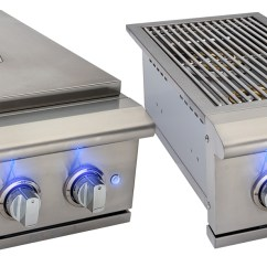 Grill Kitchen Hotel With Paradise Grills Direct Outdoor Kitchens And Accessories Gsl Professional Double Side Burner