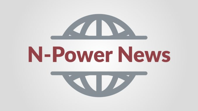 N-Power News Update For 2016 Beneficiaries And 2017