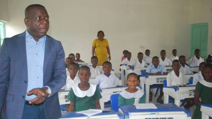 Image result for SUBEB assures parents of improved standards in Lagos