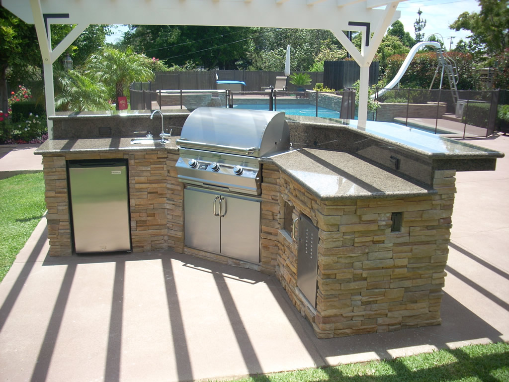 grills for outdoor kitchens kitchen table & chairs custom paradise
