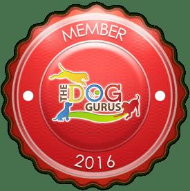 Member of The Dog Gurus 2016