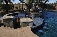 Patios, BBQ Island, Firepit Backyard Options Backyard ...