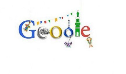 Google on Easter Left, and Google on Ramadan Right!