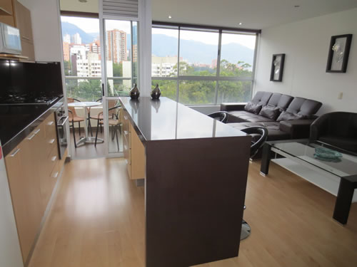 Apartment Near Oviedo and Santafe Malles in Medellin