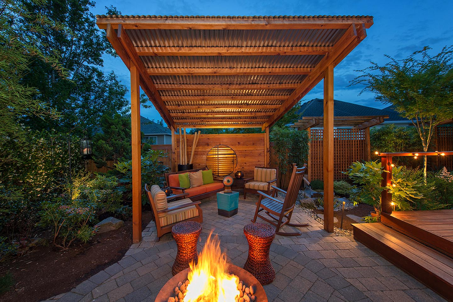 lean to patio cover paradise restored
