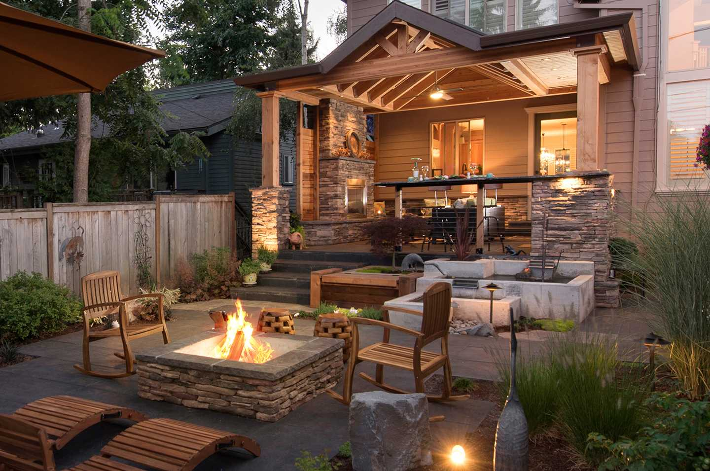 patio covers outdoor rooms paradise