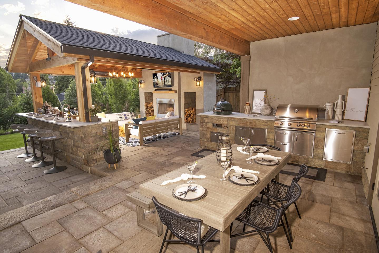 outdoor patio ideas paradise restored