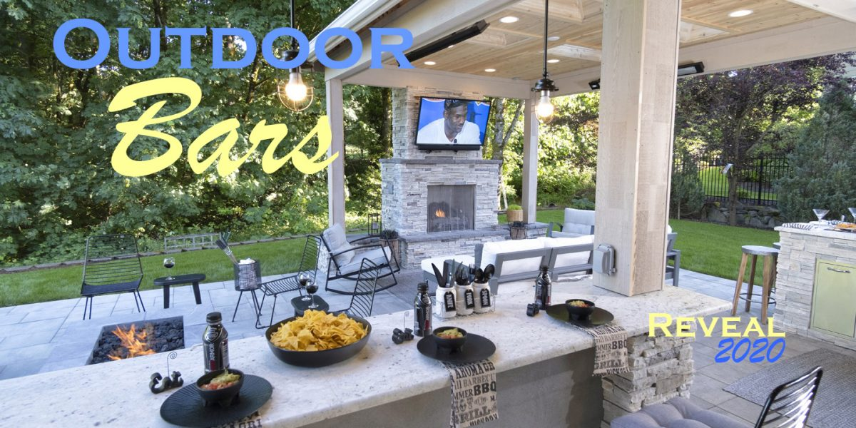 Outdoor Kitchen Bar Archives Paradise Restored Landscaping